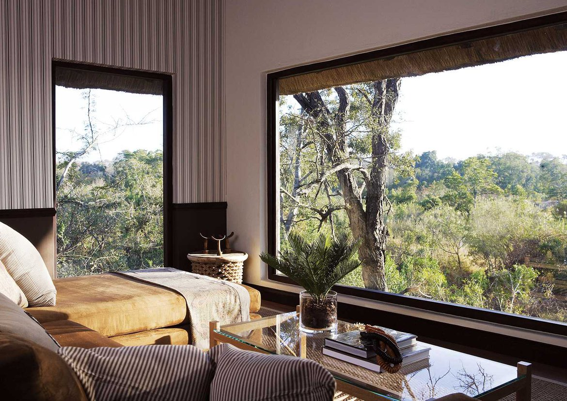 A Pioneer Suite at Londolozi